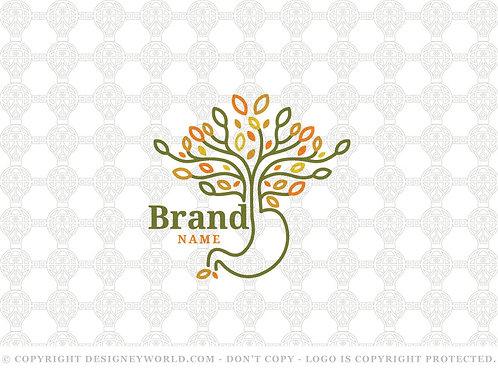 Nutrition Tree Care Logo
