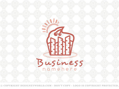 Cupcakes City Logo