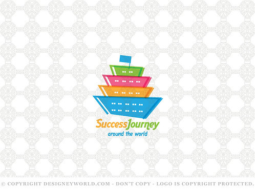 Success Journey Ship Logo
