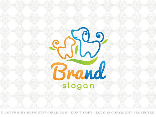 Pets Dental Care Logo