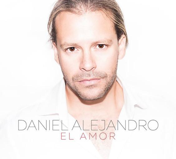 Daniel Alejandro Album Cover