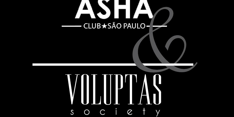 ASHA & VOLUPTAS