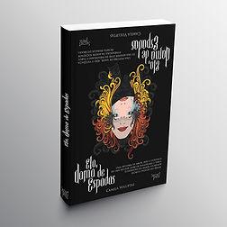 Ela, Dama de Espadas   Camila Voluptas   Livro   ebook   Biografia