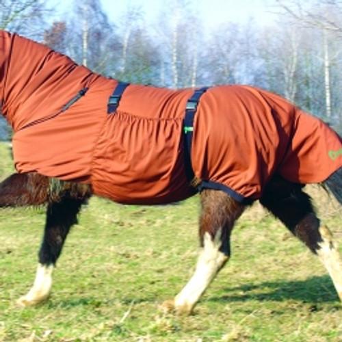 Blanket Size 3 Icelandic Horse Heavy Shoulder