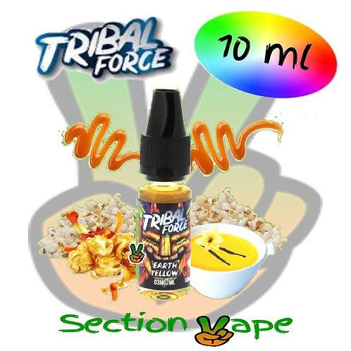 E liquide Tribal force, earth yellow