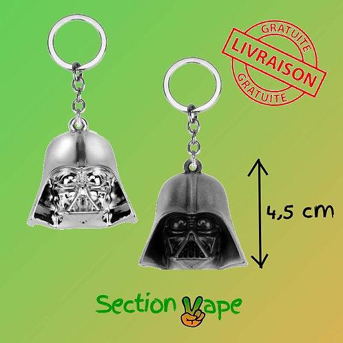 Porte clés Star wars, Dark vador en métal