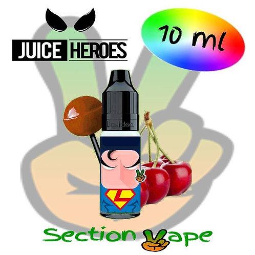 E liquide 10ml clark kent, Juice Heroes