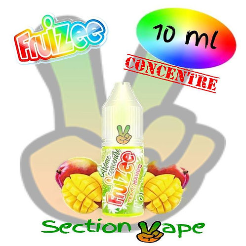 Concentré Fruizee Crazy Mango no fresh