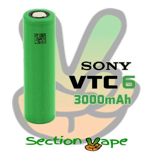 Accu Sony VTC6, 18650, 3000 mah