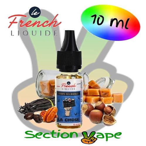 E liquide La chose, French Liquide, 10ml