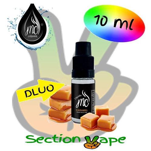 E liquide 5 x 10ml MC Liquide Caramel 11mg
