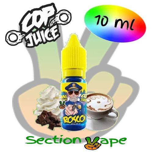E liquide Cop Juice, Rosco, 10ml