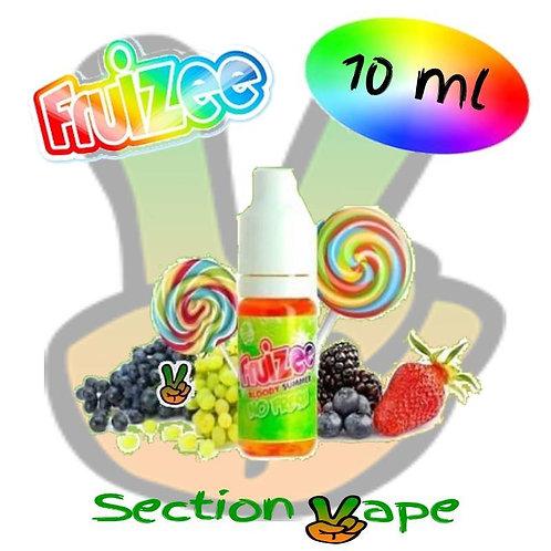 E liquide 10ml fruizee Bloody summer no fresh