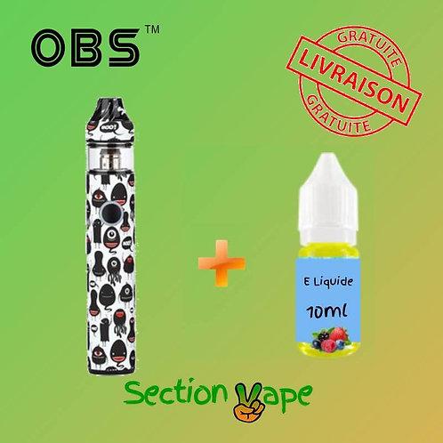 Kit OBS KFB 2 Virus + 1 liquide 10ml