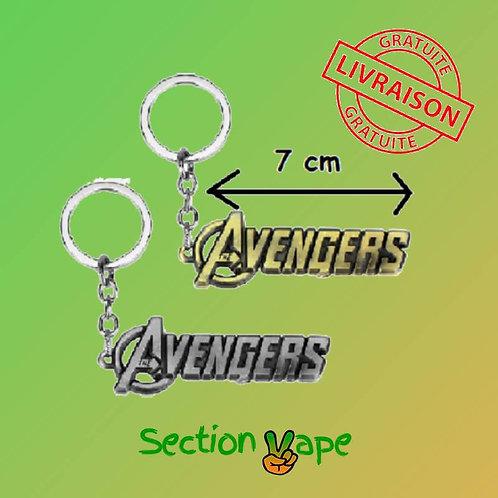 Porte clés Marvel Avengers Métal, Avengers