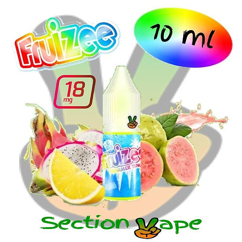 Booster 18mg, 10ml fruizee Summer time