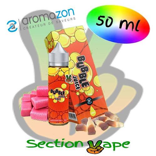 E liquide Bubble Juice cola Aromazon, 50ml,