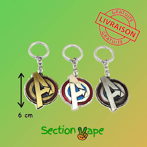 Porte clés Marvel Avengers Métal