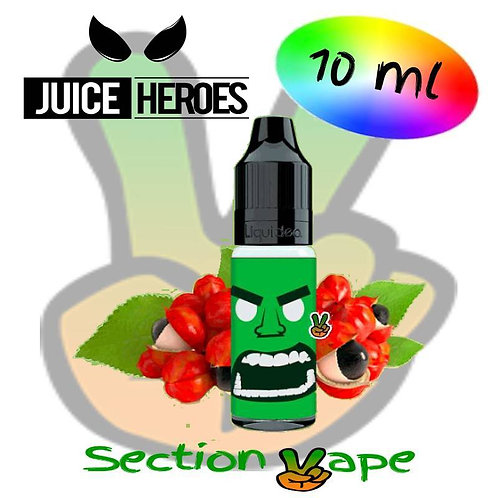 E liquide 10ml Hulkyz, Juice Heroes