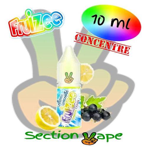 Concentré Fruizee Citron / Cassis