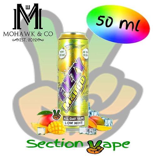 E liquide Fizzy mango, Mohawk & Co, 55ml