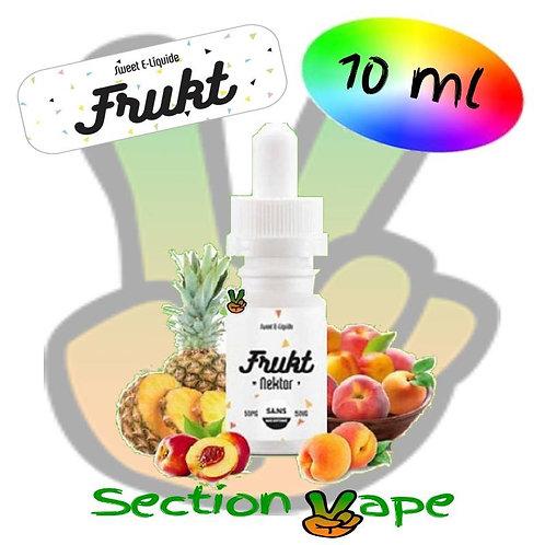E liquide 10ml Frukt, nektar