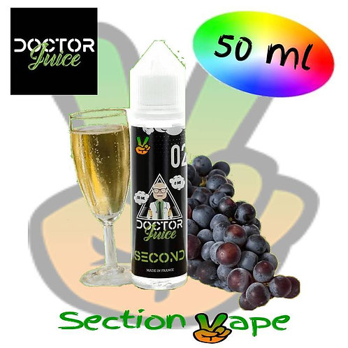 Doctor Juice N°2, 50ml, 0mg