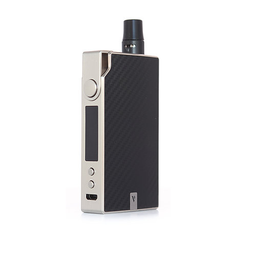 Kit Pod degree Vaporesso Silver / Carbon +1 liquide 10ml