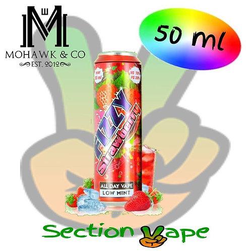 E liquide Fizzy Strawberry, Mohawk & Co, 55ml