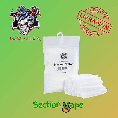 Coton Slacker cotton, demon killer, 60 pièces