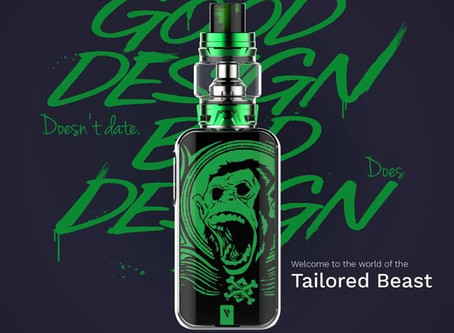 Vaporesso luxe green ape