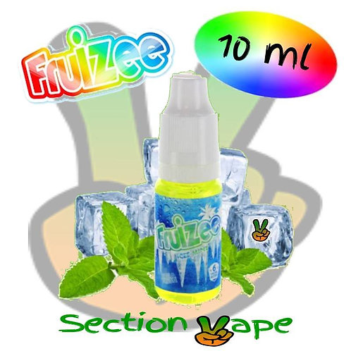 E liquide 10ml fruizee icee mint