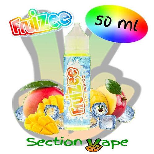 E liquide 50ml Crazy Mango Fruizee, 0mg