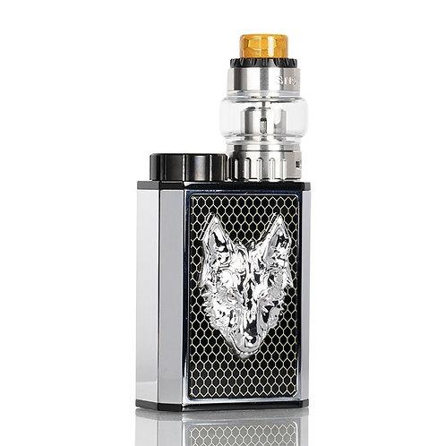 "Snowwolf Mini Kit, Black / Silver + 1 liquide kit ""diy"""