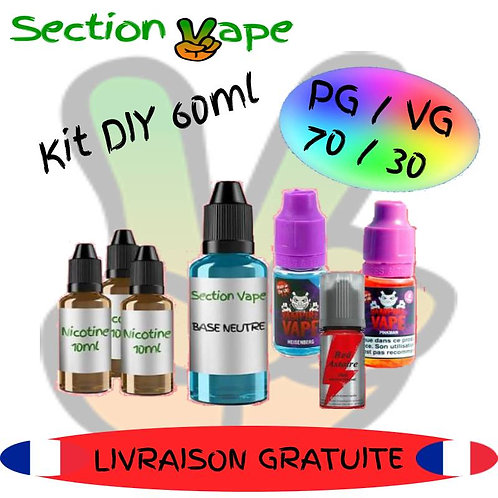 2 x 60 ml KIT DIY Red Astaire...
