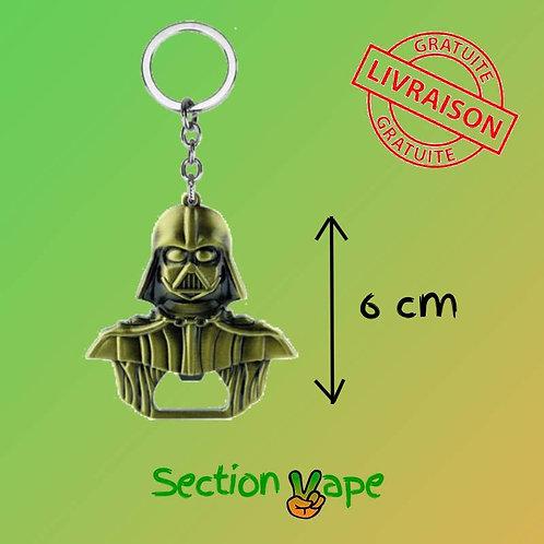 Porte clés Star wars, décapsuleur dark vador