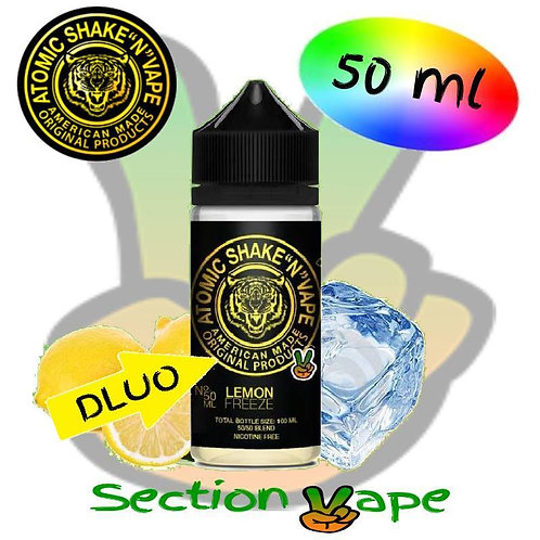 "E liquide Atomic Shake""n""vape, Halo, Lemon freeze 50ml"