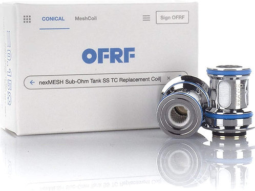 Résistances Nexmesh Conical 0.15 Ω OFRF