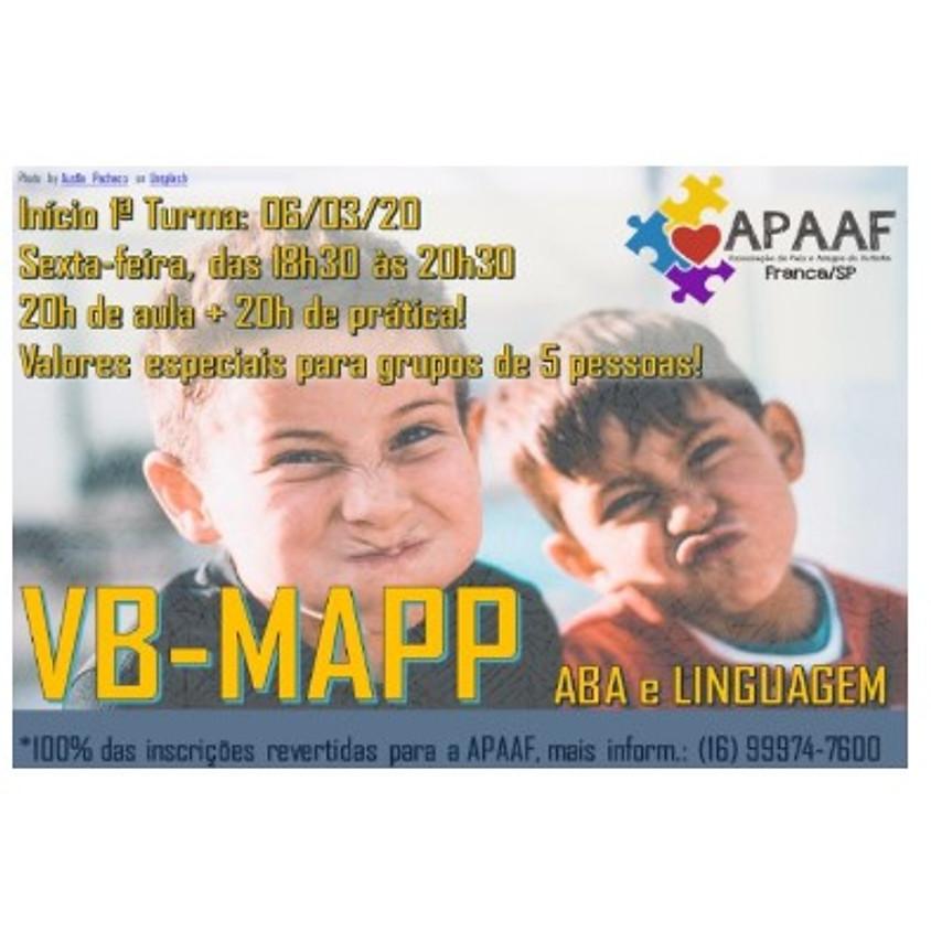 Curso VB-MAPP - ABA e LINGUAGEM