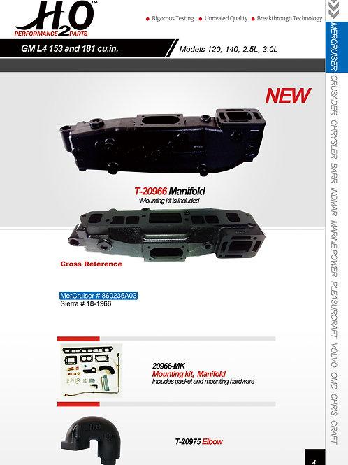 Manifold T-20966