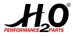 H2O Performance Parts Logo