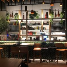Figo Bar Finished