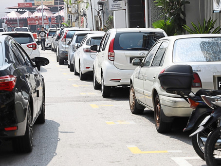 Penang bids farewell to paper-based parking coupons