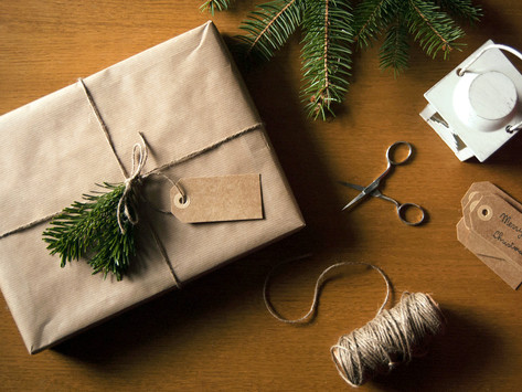 Five Sustainable Swaps for Christmas Essentials
