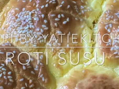 Learn to make Milk Bread with Kak Yatie