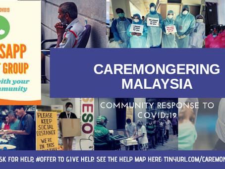 Caremongering a kinder Malaysia