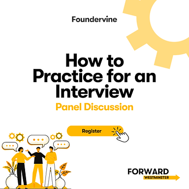 Panel Discussion: How to practice for an Interview