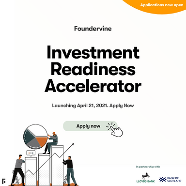 Lloyds Investment Readiness Accelerator Program