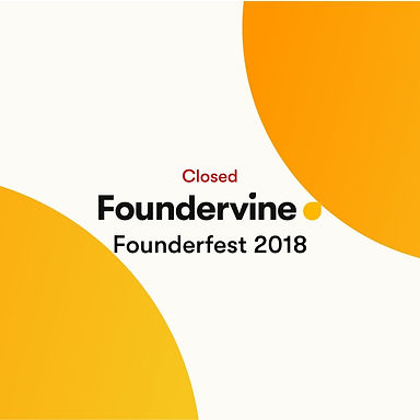 Founderfest 2018