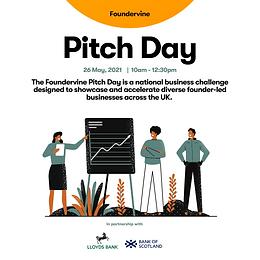 Foundervine Pitch Day